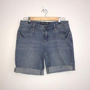Apt 9 Denim Shorts